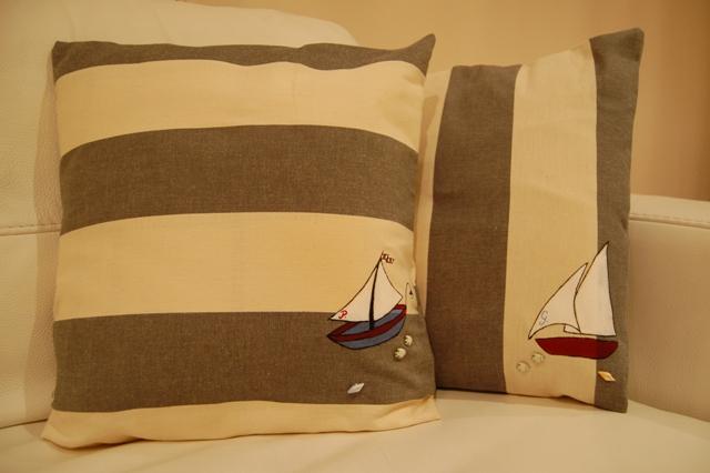 How to decorate a pillow / Jak udekorować poduszkę / Come decorare un cuscino