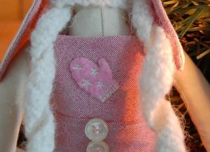 Tilda bunny Christmas