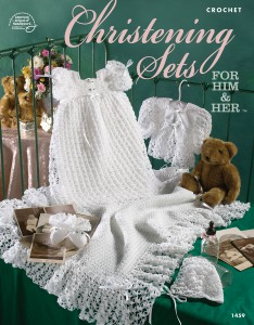 American School of Needlework in <i>Christening Sets for Him & Her</i>