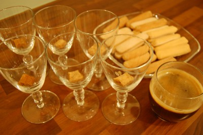 Tiramisu - Prepare your dish