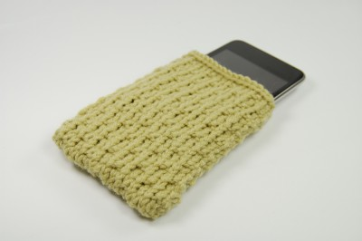 iPod Touch Knitted Cover