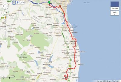 Cycling to Ashford