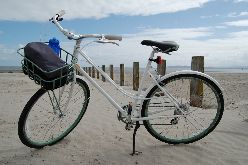 Cycling to Howth and North Bull Island