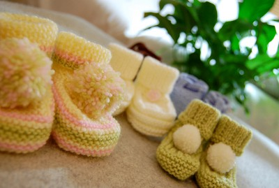 Baby Bootees Collection